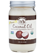 La Tourangelle Organic Refined Coconut Oil