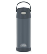Thermos Stainless Steel FUNtainer Bottle with Spout Stone Slate