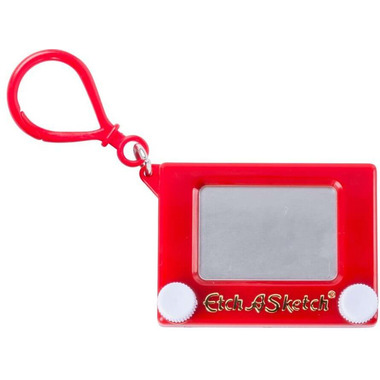 Etch A Sketch Mini Keychain