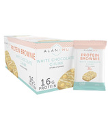 Alani Nu White Chocolate Protein Brownie