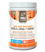 Nu Life Therapeutics LGS Gut Therapy Healing Fibre Powder