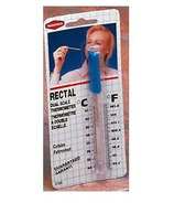 Mansfield Rectal Dual Scale Thermometer