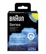 Braun Clean & Renew Cartridge Shaver Refills
