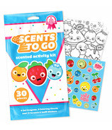 Scentco Scents To Go with Gel Crayons Activity Kits