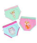 ZOOCCHINI Organic Training Pants Woodland Princess
