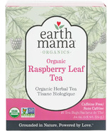 Earth Mama Organics Raspberry Leaf Tea
