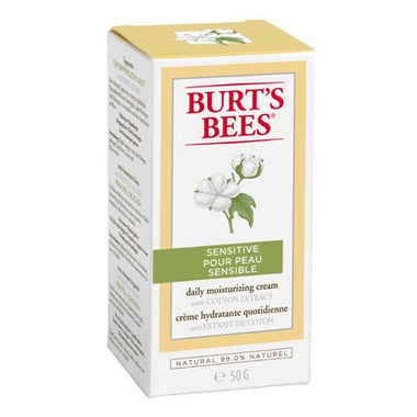 Burt\'s Bees Sensitive Daily Moisturizing Cream