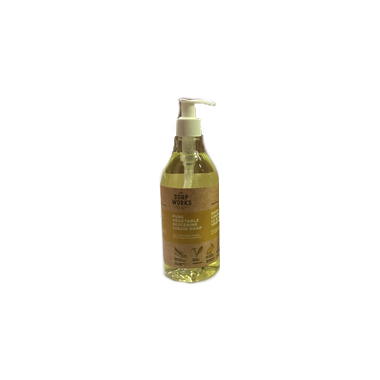 The Soap Works Glycerine Liquid Soap