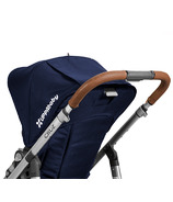 UPPAbaby Cruz Leather Handle Bar Cover Saddle