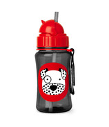 Skip Hop Zoo Straw Bottle Dalmatian