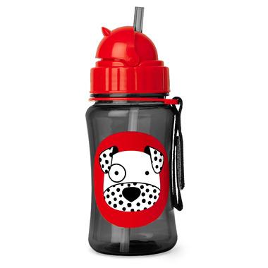 Skip Hop Zoo Straw Bottle Dalmatian