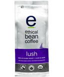 Ethical Bean Coffee Lush Medium Dark Roast Whole Bean Coffee