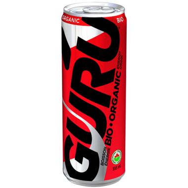Guru Energy Drink Regular Energy Water