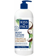 Kiss My Face Tropical Coconut Body Lotion
