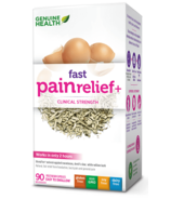 Genuine Health Fast Pain Relief+