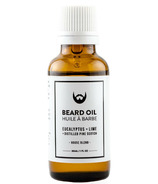 Always Bearded Beard Oil Eucalyptus + Lime