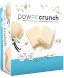 Power Crunch Protein Energy Bar French Vanilla Creme