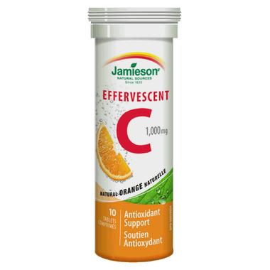 Jamieson Effervescent Vitamin C