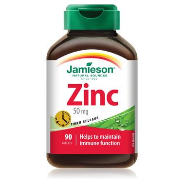 Jamieson Zinc Timed Release
