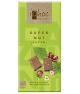 Ichoc Super Nut Chocolate Bar