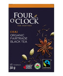 Four O'Clock Black Tea Chai