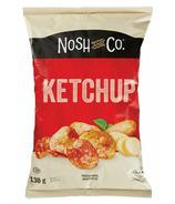 Nosh & Co. Potato Chips Ketchup