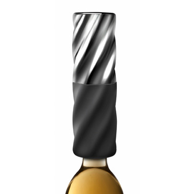 Final Touch Wine Bit Spiral Corkscrew