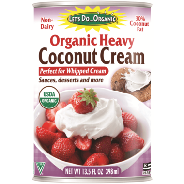 Let\'s Do...Organic Organic Heavy Coconut Cream