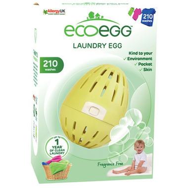 Ecoegg Laundry Egg 210 Washes Fragrance Free