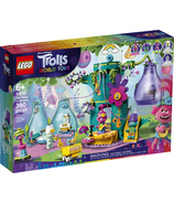 LEGO Trolls World Tour Pop Village Celebration Building Kit