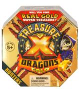Treasure X Dragons Gold Hunter Pack