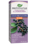 Nature's Way Sambucus For Kids Cold and Flu Care Syrup