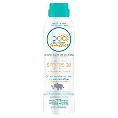 Boo Bamboo SPF 30 Kids & Baby Sunscreen Spray