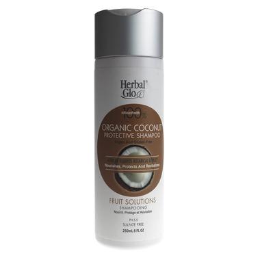 Herbal Glo Organic Coconut Protective Shampoo