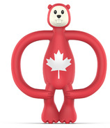 Matchstick Monkey Teething Toy Canadian Beaver