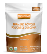 Rootalive Organic Turmeric Powder Large