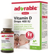 Wampole Adorable Vitamin D Drops