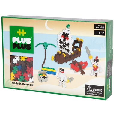 Plus Plus Mini Pirates Kit