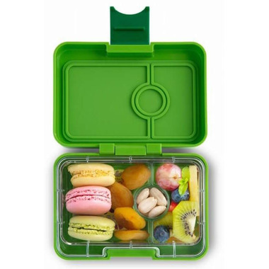 Yumbox MiniSnack Avocado Green