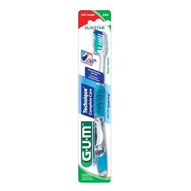 GUM Techinque Full Head Toothbrush - Soft