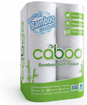 Caboo Bamboo 2ply Toilet Tissue