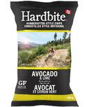 Hardbite Chips Avocado & Lime