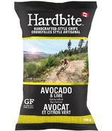 Hardbite Chips Avocado & Lime