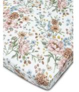 Loulou Lollipop Crib Sheet Secret Garden