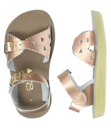 Salt Water Sandals Sweetheart Youth Sandals Rose Gold