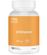 HEAL + CO. Echinacea 10:1 extract 500mg