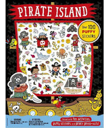 Make Believe Ideas Pirate Island Puffy Sticker Activity Book