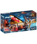 Playmobil Novelmore III Burnham Raiders Fire Ship
