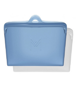 Montii Co Silicone Pack & Snack Bags Slate