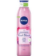 NIVEA Fresh Blends Refreshing Raspberry Body Wash